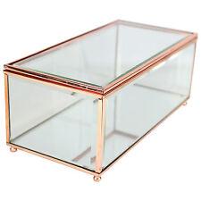Glass Jewellery Boxes eBay