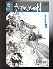 Batwoman (New 52) #14 B&W Sketch Variant J.H. Williams (A)