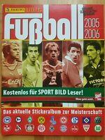 Panini Sticker/Bilder, BUNDESLIGA FUSSBALL zur Meisterschaft 2005/2006