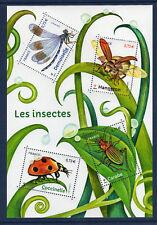 FRANCE Nouveauté 2017 Insecte  Bloc MNH **