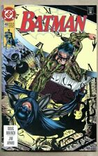 Batman #490-1993 nm- 4th app Bane Riddler Jim Aparo Travis Charest Ray McCarthy