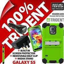 Trident Kraken AMS Très Résistant Coque/Samsung Galaxy S5 +USB voiture+