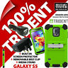 Trident Kraken AMS Heavy Duty Case or Samsung Galaxy S5 +USB Car + Mains Charger