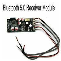 12V 24V Bluetooth 5.0 Receiver HiFi Audio DAC Decoder AUX Amplifier Board G1G0