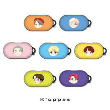 Official K-pop BTS Samsung Galaxy Buds Hard Case Cover+Free Gift 100% Authentic