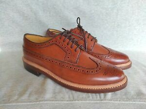 Florsheim Imperial Good Year Welted Kenmoor Oxford Shoes $249 FREE WW SHIPPING