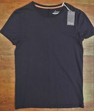 Linea Navy Blue Crew Neck T-Shirt Size S Small  RRP £20