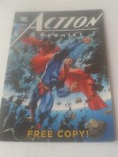 2013 SUPERMAN ACTION COMICS Digital Comic Online Redemption Card (1:24 packs)