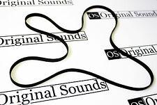 Linn Sondek LP12, AXIS & BASIK Replacement Rubber Turntable Drive Belt NEW LP 12