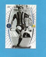 INTER CARDS 2000- numero 82- TARCISIO BURGNICH -NEW