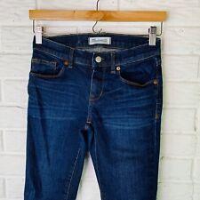 "Madewell Women's Jeans Size 24 Skinny Blue Denim Inseam: 29"""