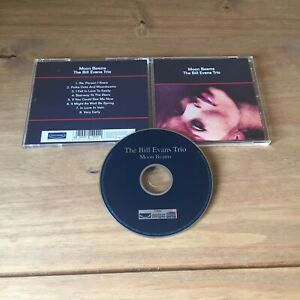 THE BILL EVANS TRIO - MOON BEAMS (2014 CD ALBUM) MINT CONDITION