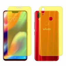For Vivo Z1 Y85 X9S X23 Front+Back Full Covered Screen Protector Soft Film Lot