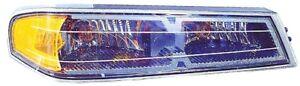 Turn Signal / Parking / Side Marker Light Assembly Left Maxzone 335-1608L-AC2