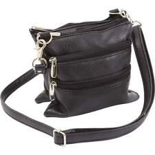 Belt Loop Clip Purse Motorcycle Biker Strap Hip Pouch Shoulder Tote Wallet Bag