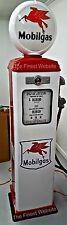 NEW MOBILGAS  GAS PUMP REPRODUCTION REPLICA RETRO MOBIL OIL - FREE SHIPPING*