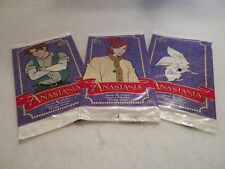DISNEY Anastasia Trading Card 72 Unopened Packs Factory Sealed Disney Pack Lot