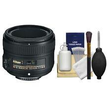 Nikon AF-S NIKKOR 50mm f/1.8G Lens NEW! *2199* WITH A CLEANING KIT