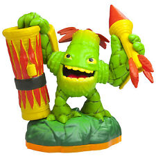Skylanders+Giants+Swap Force - Loose Zook Series 2 w/card&sticker - Free Shpg