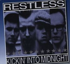 RESTLESS Kickin' Into Midnight CD - New - ROCKABILLY - psychobilly - Mark Harman