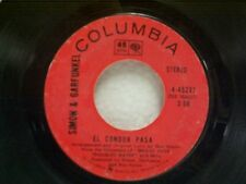 "SIMON & GARFUNKEL ""EL CONDOR PASA / WHY DON'T YOU WRITE ME"" 45"