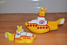 The Beatles Resin Figures Yellow Submarine 2pcs Collection
