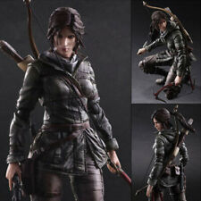 Play Arts Kai Rise Of The Tomb Raider Lara Croft Action Figure Collection Toy