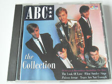 ABC - The Collection (CD Album) Used very good