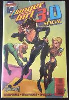 Danger Girl 3-D Special #1 NM Sealed J Scott Campbell Cover 2002 Wildstorm DC
