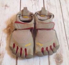 VIBRAM FIVEFINGERS W4423 TREKSPORT BAREFOOT RUNNING SHOES SIZE 36 6 CHAMPAGNE