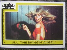 (145) Assorted High Grade 1977 Topps Charlie's Angels Puzzle Back Cards