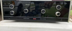 McIntosh C36 Stereo Preamplifier - Audio Control Center - MM Phonostage