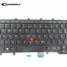 SUNMALL Keyboard Replacement Compatible W/Lenovo thinkpad X230S X240 X240S X240I