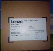 LENZE inverter communication module E82ZAFCC001/S NEW and good
