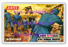 AIRFIX TOY SOLDIERS W.W.1 GERMAN INFANTRY BOX ART JUMBO FRIDGE LOCKER MAGNET