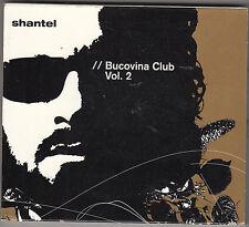 SHANTEL bucovina club vol. 2 - various artists CD