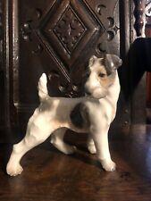 New listing royal copenhagen porcelain wire hair terrier figurine mint dog dogs xmas snow us