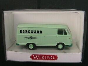 02704931 Borgward B611 Kastenwagen von Wiking  Maßstab H0 / 1:87 NEU