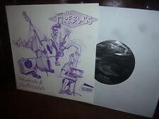 """Firebugs, Bikerboots & Leatherjackets, Rockabully, Jitterbug BUG 004 Single, 7"""""""