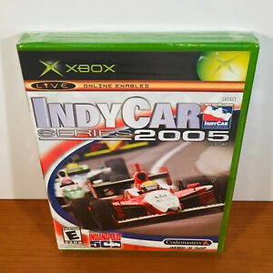 IndyCar Series 2005 (Xbox) Rare! Brand New Sealed. Mint
