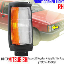 Mitsubishi L200 Dodge Ram50 Clot Mighty Max Strada Front Corner Lights Lamp RH