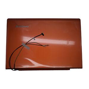 New Lcd Rear Cover Top Case w/Antenna For Lenovo Ideapad U330 U330p 3CLZ5LCV70