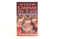 Good! The Company of Cats: by Marian Babson (PB)