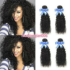 Mongolian 100%Virgin Afro Kinky Curly Hair Weave No tangle Human Hair Extensions