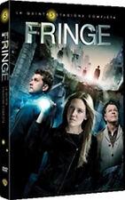Fringe - Stagione 5 (4 DVD) - ITALIANO ORIGINALE SIGILLATO -