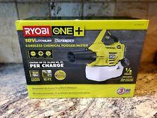 New listing  Ryobi 18V P2850 Fogger Chemical Sprayer similar to Victory Electrostatic Sprayer