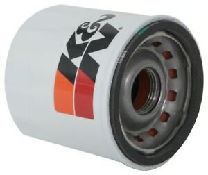 K&N Oil Filter - Racing HP-1008 fits Mazda RX-8 1.3 Rotary (SE17) 141 kW, 1.3...