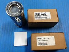 NEW LOT OF 2 FAIREY ARLON PARKER PXW1A-GDL10 FILTER WITH AIRFILTERPLATE V11-1