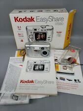 Kodak EasyShare CX7330 3.1MP Digital Camera - Silver 0001