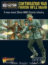 Warlord Bolt Action Finnish 28mm Finnish Army Infantry Squad Box SW
